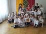 Svečiuose Daugų Vlado Mirono gimnazijos ikimokyklinio ugdymo skyriaus priešmokyklinukai